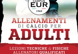 Scuola Calcio per Adulti