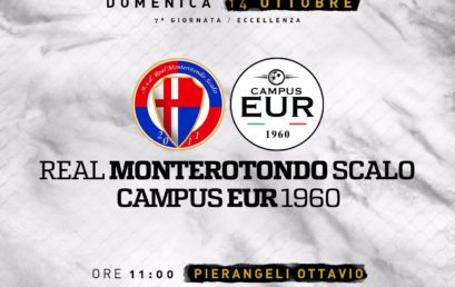 Real Monterotondo Scalo – Campus Eur 1960