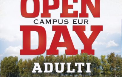 Open Day Adulti!