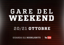 Highlights / Gare del 20 e 21 Ottobre
