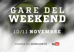 Highlights / Gare del Weekend (10/11 Novembre)