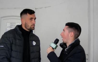 Interviste Post Partita: Campus Eur 1960-Morolo Calcio