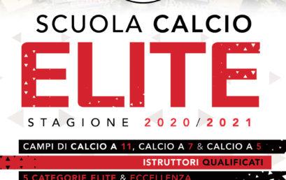 SCUOLA CALCIO 2020/2021